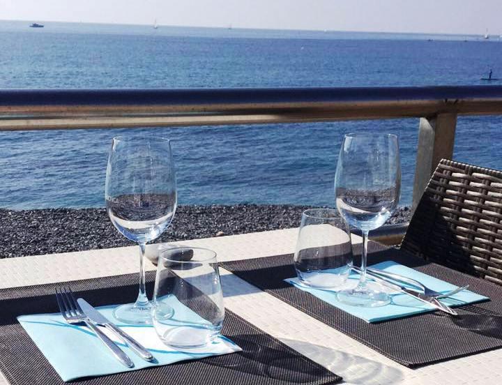 ristorante santamonica sul lungo mare di genova genova